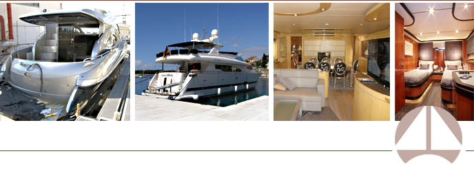 HSI International, interior design private yachts